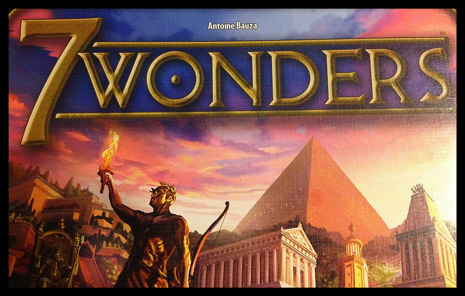 7 wonders cities gameplay recorder ps3