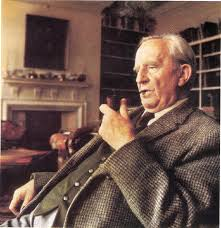 J.R.R. Tolkien at his most Hobbit-y.
