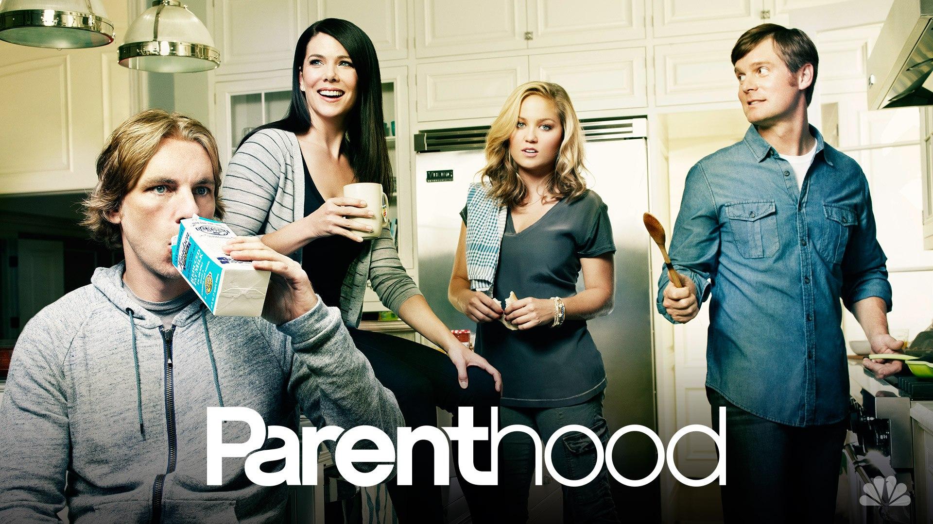 Parenthood is on NBC Thursdays at 9 Central. (Source)