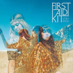 "First Aid Kit's new album, ""Stay Gold"" (photo via)"