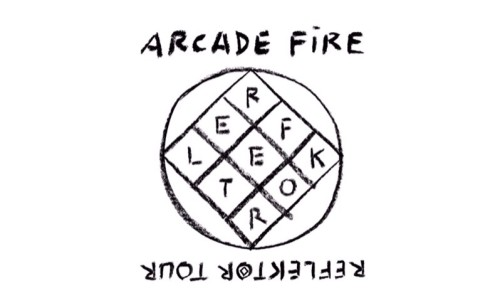Image of Arcade Fire Reflektor Tour
