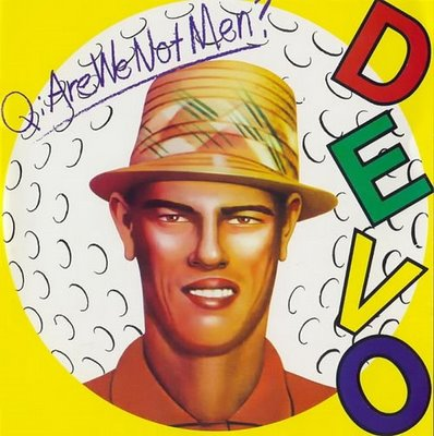 "Image of Devo ""Are We Not Men? We Are Devo"""