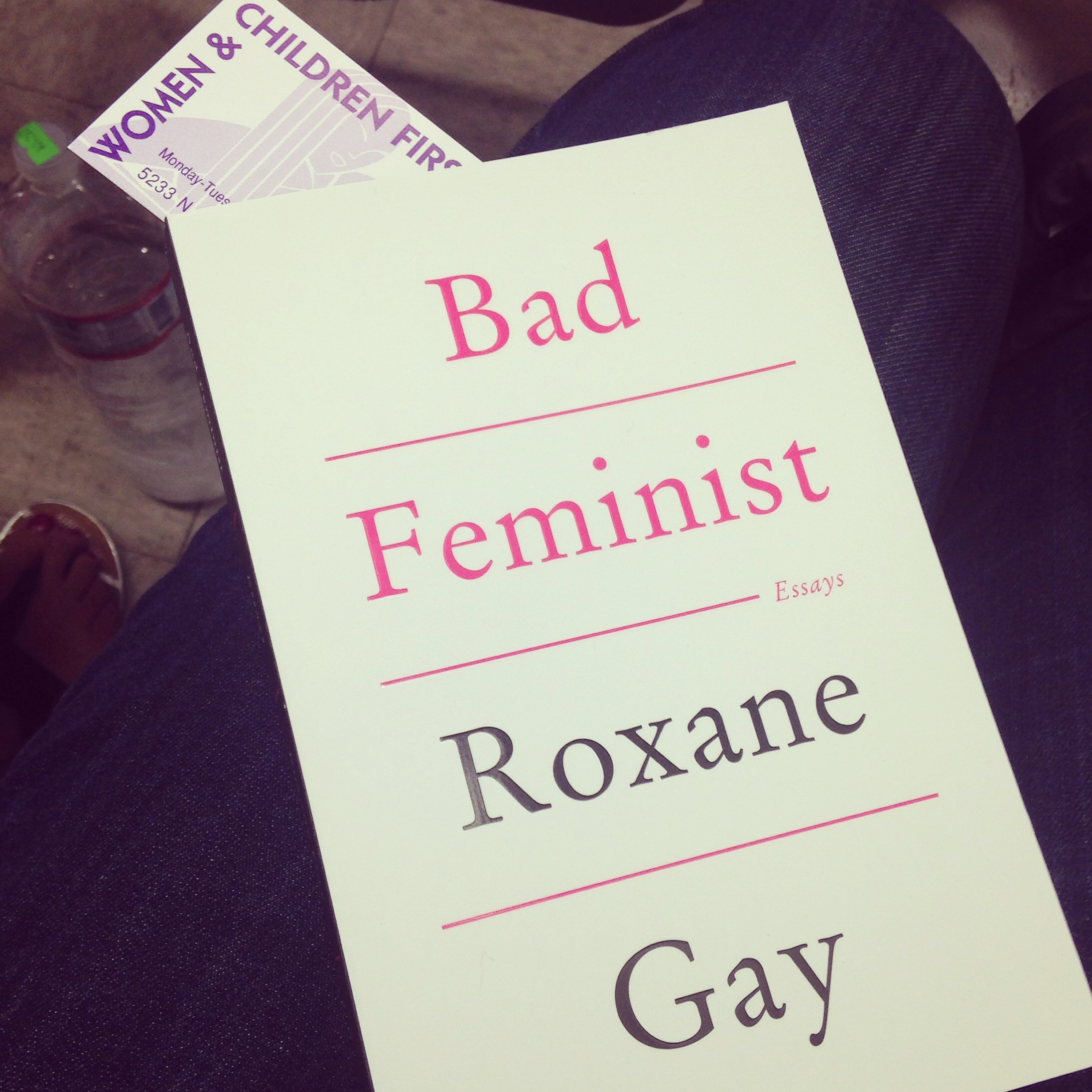 roxane gay on ldquo bad feminism rdquo beyonc atilde copy blogging bad feminist ldquo