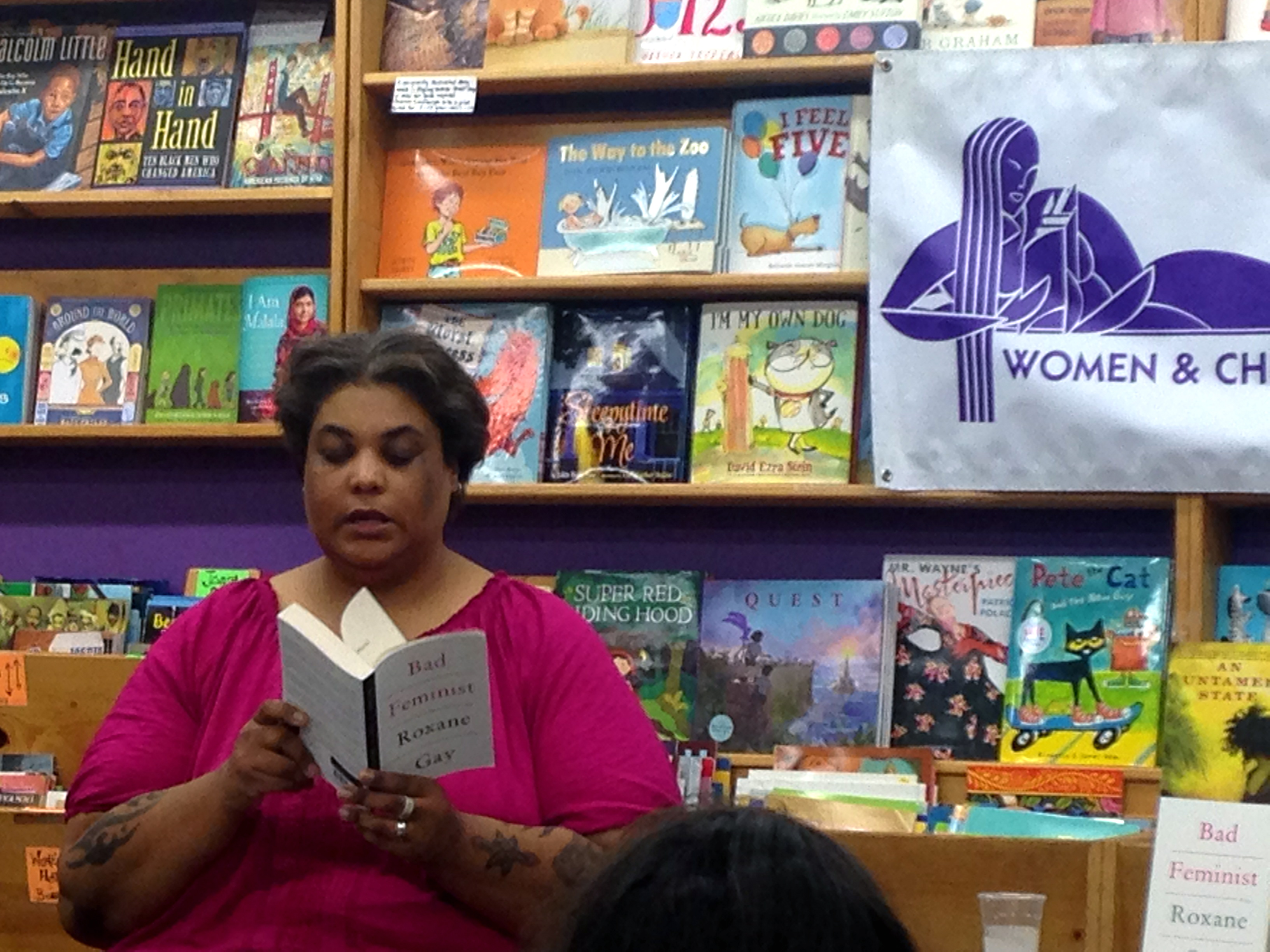 roxane gay on bad feminism beyonc eacute blogging the addison roxane gay
