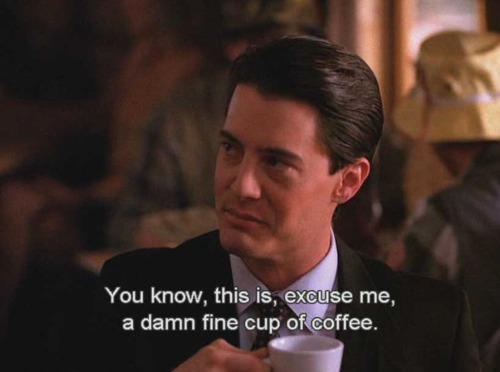Image of Agent Cooper from Twin Peaks