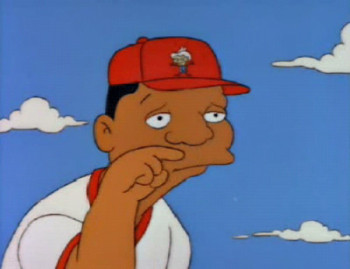 Image of Darryl Strawberry Crying