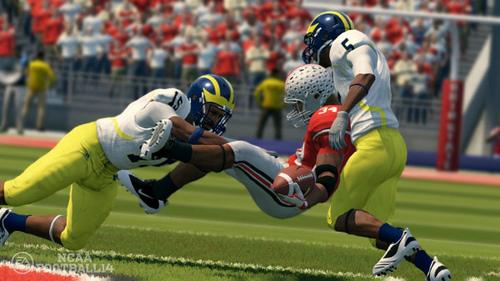 NCAA Video Game Injuries