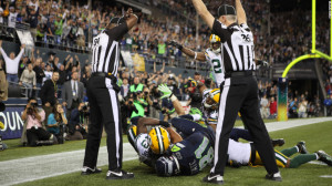 Fail Mary Seattle Seahawks Green Bay Packers Golden Tate