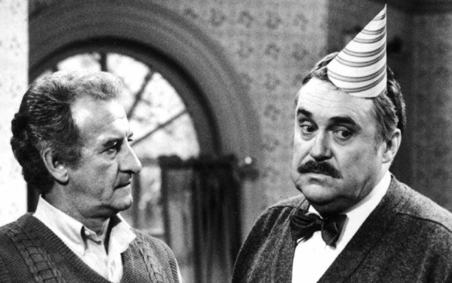 How can you not love anyone who starred in Mr. Belvedere? (image via AP/jsonline)