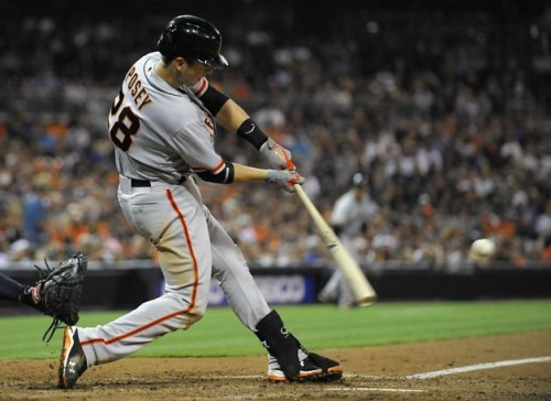 Image of Buster Posey