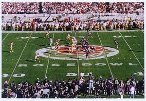 Northwestern University Wildcats Rose Bowl