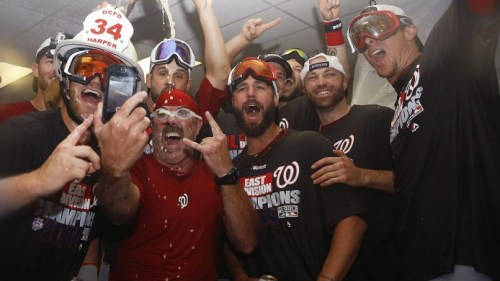Image of the Washington Nationals