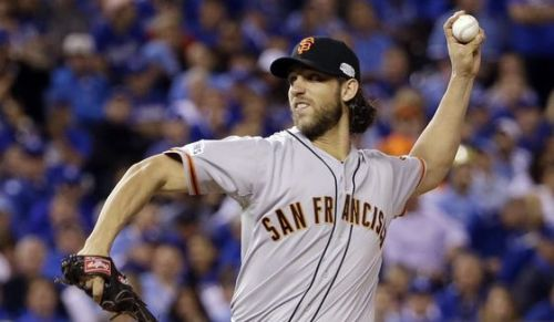 Image of Madison Bumgarner