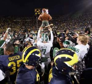 Michigan Wolverines, Michigan State Spartans
