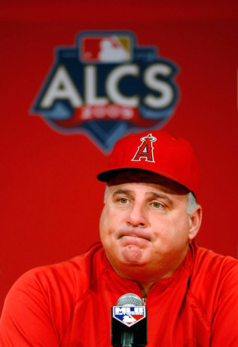 Image of Mike Scioscia