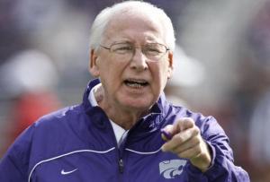 Coach Snyder K-State