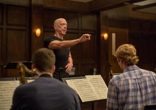 Image of JK Simmons in Whiplash
