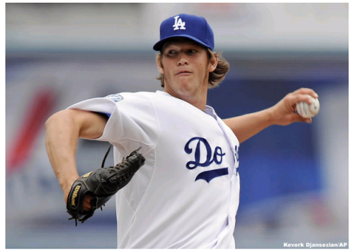 Image of Clayton Kershaw