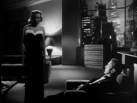 Image of Gary Cooper and Patricia Neal from The Fountainhead