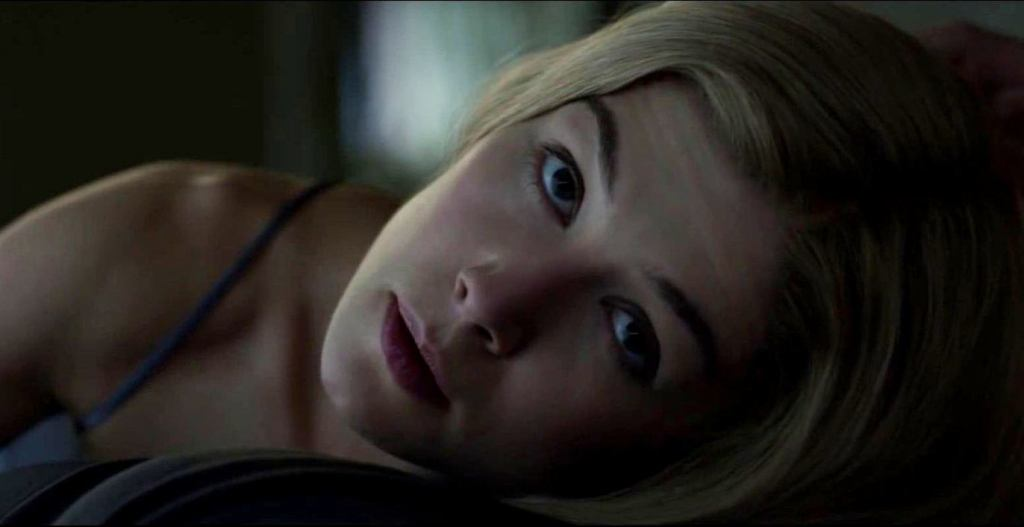 Rosamund Pike as Amy Dunne