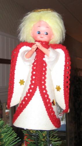 Image of a Christmas Angel