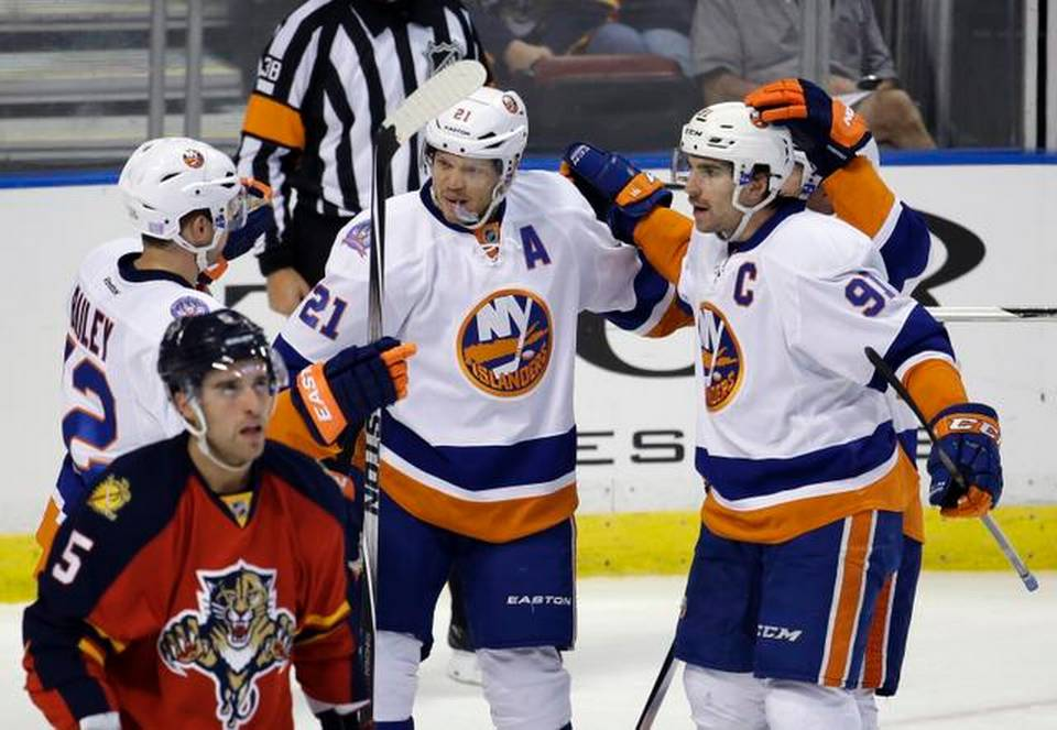 Islanders Panthers Hockey