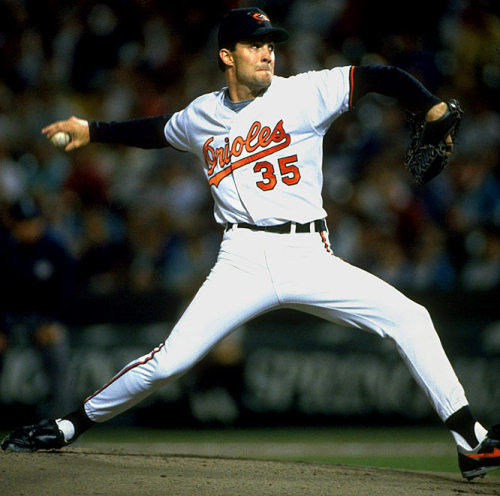 Image of Mike Mussina