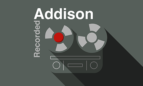 Addison Recorded logo