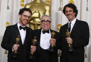 The Oscar wins for these 3 men remain my favorites in 15 years of watching. Not relevant really, I just wanted to include the image.