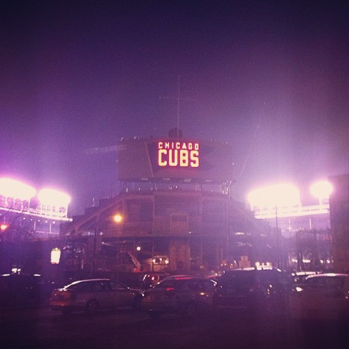 Image of Wrigley Field