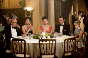 """This image sums up """"success"""" by Mad Men's standards."""