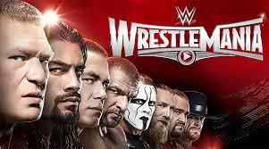 Wrestlemania XXXI, Sunday, March 29, 2015. Photo Credit