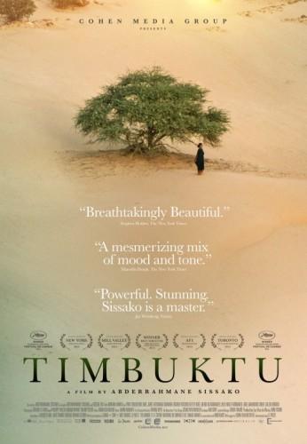 Image of Timbuktu poster