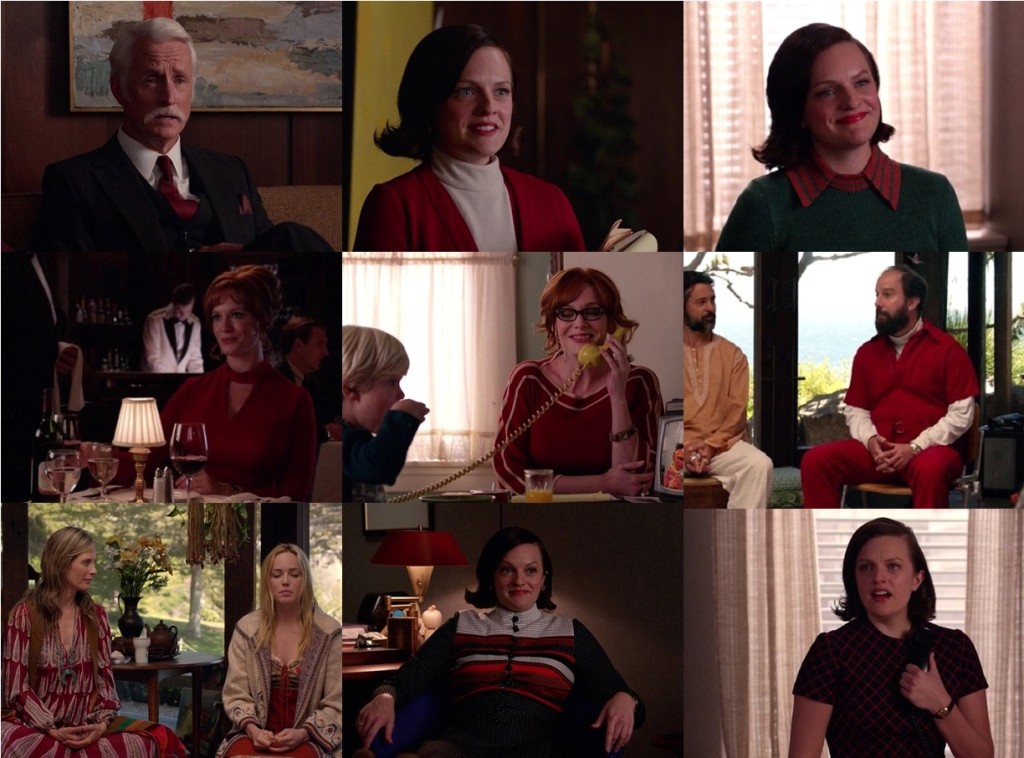 Red Images, Mad Men costumes