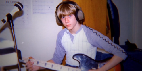 young cobain