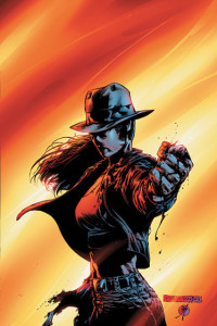 52 gave us Renee Montoya as The Question. 'Nuf said.
