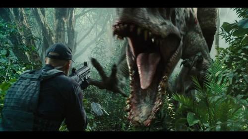 Image of Indominus Rex