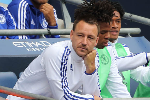 Sad John Terry makes so many other people happy.
