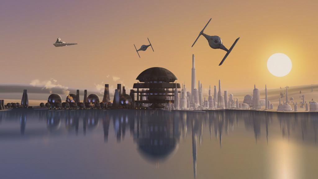 Star Wars Rebels Lothal