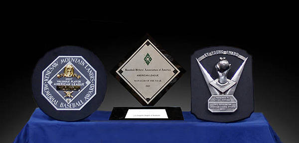 Image of MLB Awards