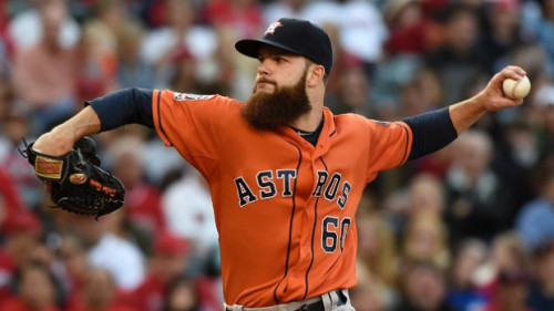 Image of Dallas Keuchel