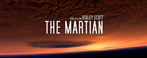 Image of The Martian poster