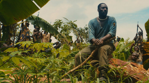 Image of Idris Elba in Beasts of No Nation