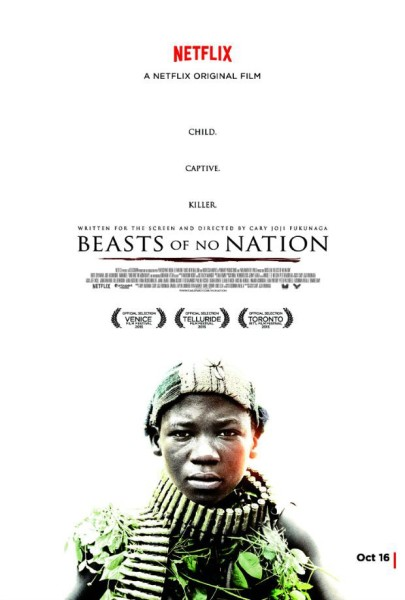 Image of Beasts of No Nation Poster