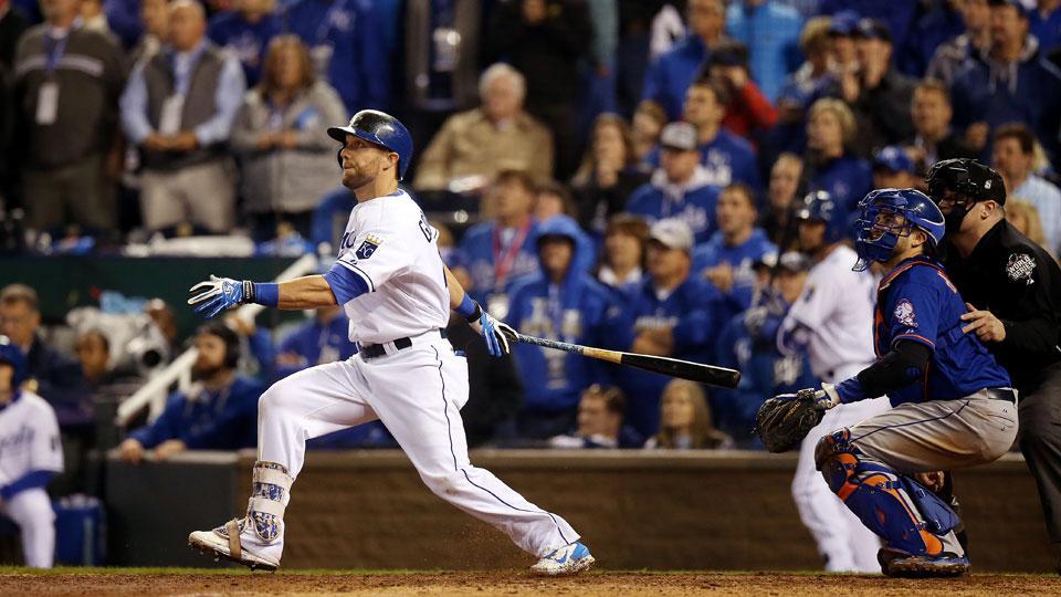 gordon home run