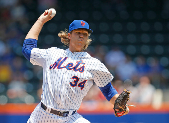 Image of Noah Syndergaard