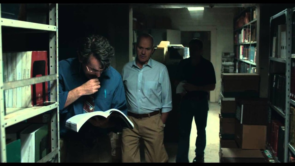 Spotlight movie review Oscars