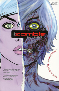 "The ""iZombie"" comic book series ended in 2012, but has been transformed into a TV show that will premiere on The CW on March 17. (Photo courtesy Vertigo/TNS) ** OUTS - ELSENT, FPG, TCN - OUTS **"