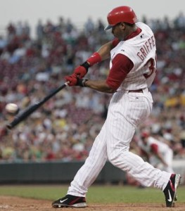 Image of Hall of Famer Ken Griffey Jr