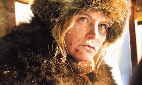Jennifer Jason Leigh The Hateful Eight Oscars